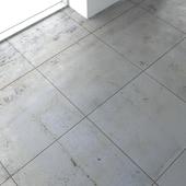 Concrete floor 32