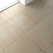 Concrete floor 34