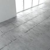 Concrete floor 39