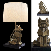 Currey & Company Renard Table Lamp