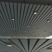 Suspended ceiling rake 12