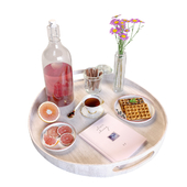 Grapefruit breakfast set