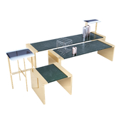 BAXTER SMALL TABLES