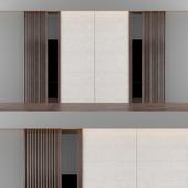 Wood panel and cloth 2