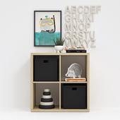 Decorative set for children