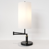 Anton Large Swing Arm Table Lamp