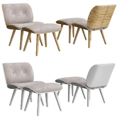 Nut Lounge Armchair