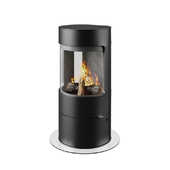 Fireplace Etos 37