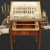 Архитектурная мастерская A.D.1790