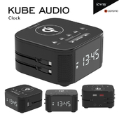 Kube Audio Clock
