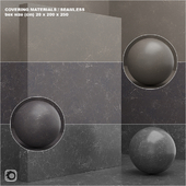 Material (seamless) - coating, stone - set 53