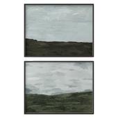 Kali Sanders Landscape RH frames