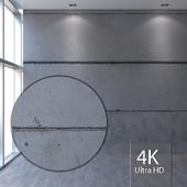 Concrete wall 413
