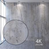 Concrete wall 418