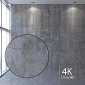 Concrete wall 420