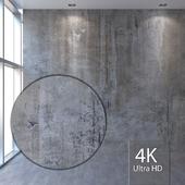 Concrete wall 421