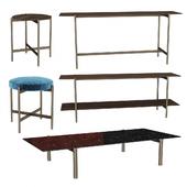 Ditreitalia Erys table set