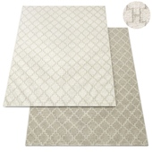 Forma Flatweave Rug RH Collection
