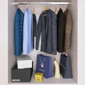 Набор одежды для шкафа