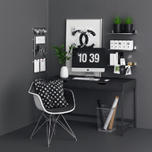 Alex Monotone Desk