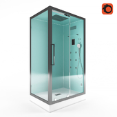 Shower cabin Lagard Triumph