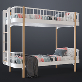 Bunk bed by Oliver furniture