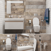 Bathroom set part 1