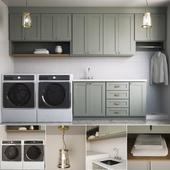 Washing and drying machine Kenmore Elite I Laundry_02