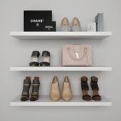 Set of women's shoes I Women shoes