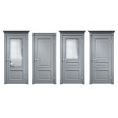 "Lavan. Interior doors. A series of ""Baguette X-New Inter""."
