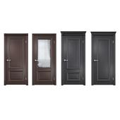 """Lavan. Interior doors. Series """"Framed Y, Z""""."""