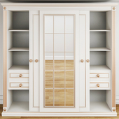 Sliding wardrobes in neoclassic style_2