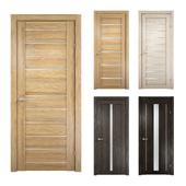 "Lavan. Interior doors. Series ""PVC"". №1"