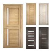 "Lavan. Interior doors. Series ""PVC"". No. 3"