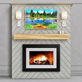 Fireplace # 3