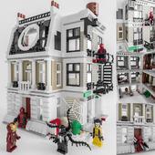 Lego Marvel set 1