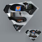 Полка Супермен