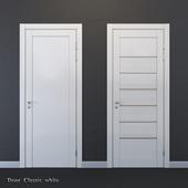 Door Classic white