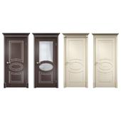 "Lavan. Interior doors. Series ""Milled X, F""."