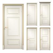 "Lavan. Interior doors. Series ""Milled Z""."