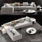 Minotti Granville Sofa 5