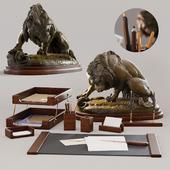 BESTAR LION office set