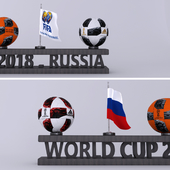 Ball-World cup Russia