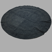 Round Carpet.