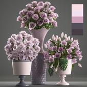 Коллекция цветов 59. Букеты цветов.