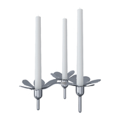 Candlestick for 3 candles