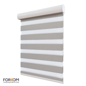 Rolling shutters GRANDE BOX DUO for covering the whole window