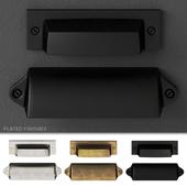 Furniture handles Nanz N ° 8683 and N ° 8684