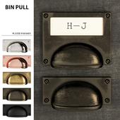 Furniture handles Nanz N ° 8681 and N ° 8686