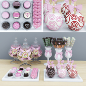 Candy bar set 2